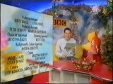 CBBC1 Afternoon Continuity - Tuesday 2nd January 2001