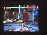 Mortal Kombat VS DC- Wonder Woman VS Shao Kahn