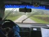 rallye Anguison 2009 es2 Bruchon/Rochette 106 xsi n1