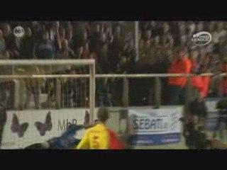 AFC Tubize - RSC Anderlecht 1-1