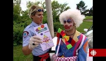 Les pieds dans la marge - Métier ambulancier: Coco le clown