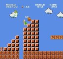 Super Mario Bros (NES, Eur.) tool-assisted speedrun, 5'21""