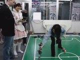 Match de robots à Akihabara - Japon