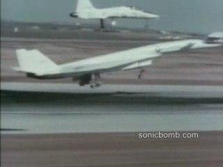 The XB-70 Valkyrie