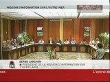 Audition,Table ronde : mission Outre-Mer  (Depuis La Réunion)