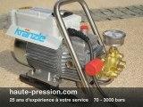 Nettoyeur haute pression Kranzle
