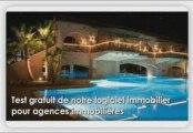 agences immobilières:logiciel immobilier,annonces immobilier