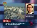 Le régime sioniste pratique une politique d'extermination