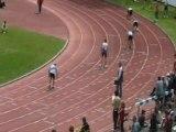 Arnaud 400m et longeur interclubs 2009 (ECO CJF)