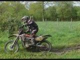 BONNAT. Enduro motos