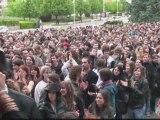 Le blocage reconduit à l'Université de Bourgogne