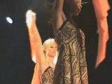 Show des Miss élues a Miss Ternois 2009