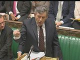 Brown under fire in PMQs