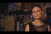 Bones: Emily Deschanel Talks About the S4 Finale