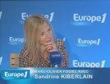 Sandrine Kiberlain: juré à Cannes c'est un peu du James Bond
