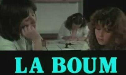 LA BOUM 1 - FILM SOPHIE MARCEAU 1980