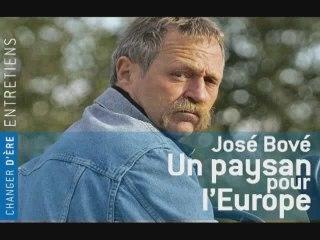 José Bové - Un Paysan pour l'Europe