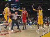 NBA Artest Ejected