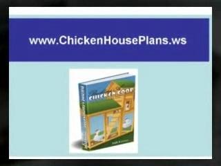 Chicken House PLans – Chicken Coop House