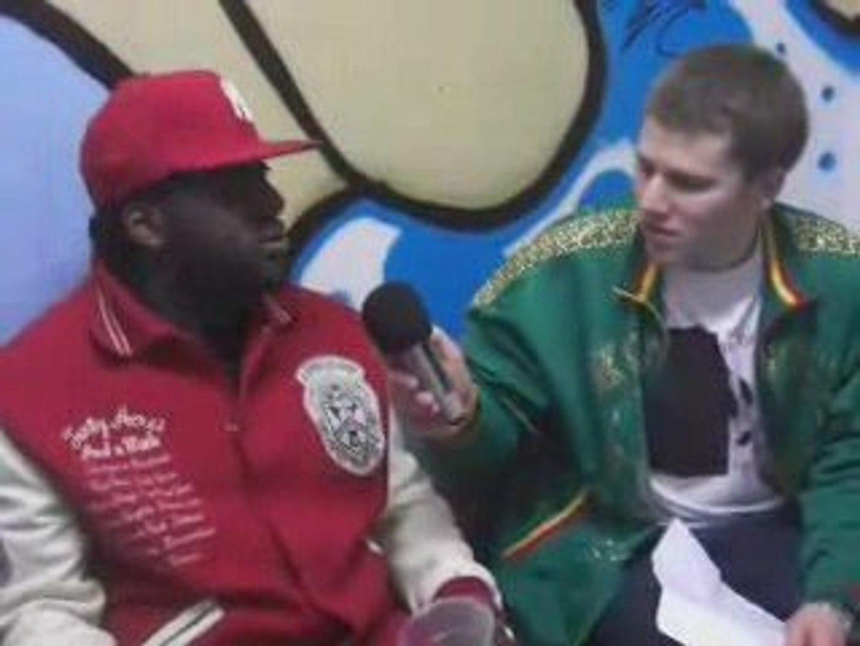 DTR interviews Sway