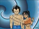 Dessin dbz et divers manga