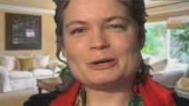 Sarah Biasini  être la fille de Romy Schneider