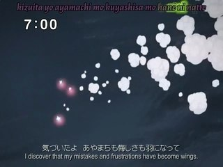 Eureka Seven - Opening 3 - Taiyo no Mannaka he by Bivattchee