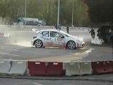 Rallye Alsace Vosges 2009 ES16 SS Epinal et Podium