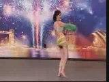 Frankie Siragusa Dancer Britains Got Talent 2009