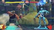 Street Fighter 4 : EX Moves (2)