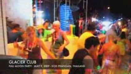 Full moon party - May 9, 2009 - Koh Phangan