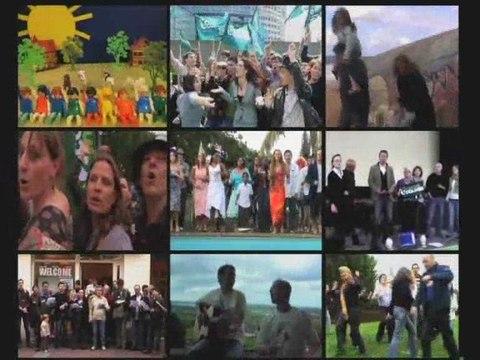 Election Européenne Lipdub Europe Écologie vote le 7 juin