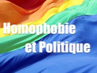 Homophobie et Politique : indicatif