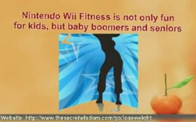 Nintendo Wii Fitness and Exercise