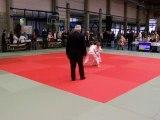 1er combat de judo de joseph frameries 09-05-09