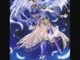 les anges de mangas
