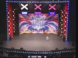 Frankie Siragusa - Dancer - Britains Got Talent 2009 Ep 5