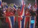 la crise politique thaïlandaise