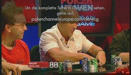 European Cash Game in Deutsch Gesponsert von PokerHeaven.com