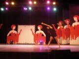 spectacle club med marrackech solo danse jazz