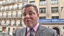 Itw d'Edouard Courtial en charge des fédérations