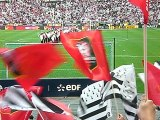 Avant Match Rennes-Guimgamp fête