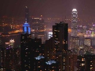 HD Time Lapse Footage (timelapse) - Hong Kong, China