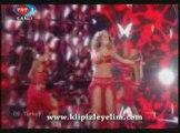 Hadise - Düm Tek Tek Eurovision Yarı Final - klipizleyelim
