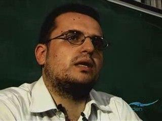 Safwan Chendeb aux Rencontres médias - CNAM