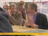 Européennes : N. Dupont-Aignan et F. Bayrou dans l'Essonne
