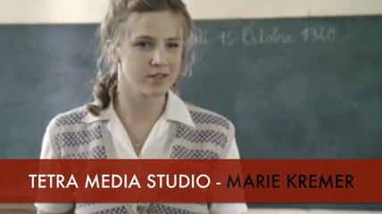 Un Village Français - Interview de Marie Kremer / Lucienne