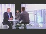 """Villiers à Sarko """"prouve-le"""""""