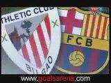 XAVI 1-4 BILBAO  FC BARCELONE COUPE D'ESPAGNE