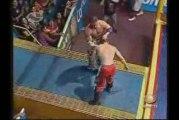 Jack Evans vs Teddy Hart [AAA CRUISER, QF]